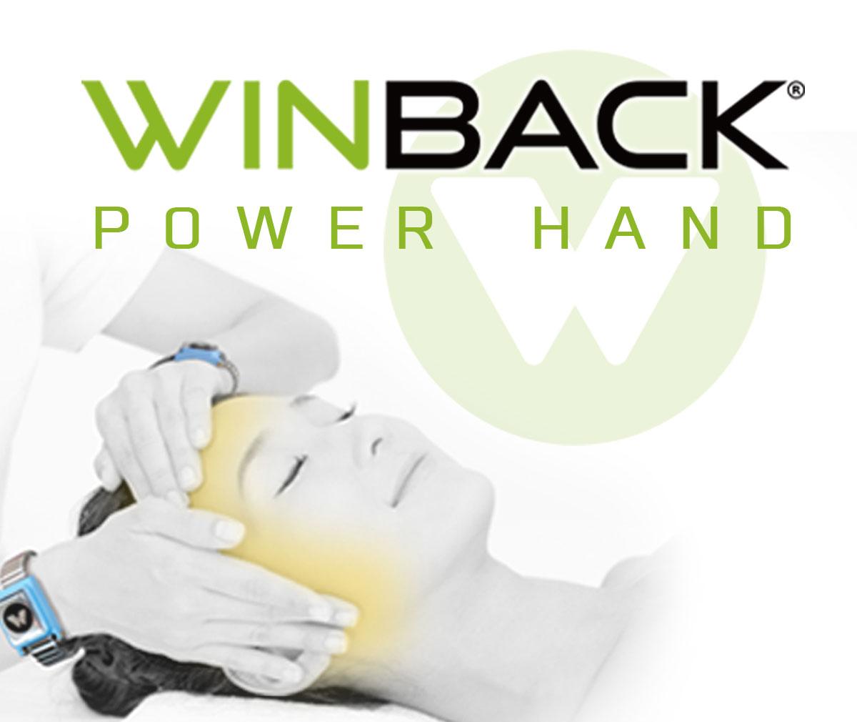 WINBACK POWER HAND ウィンバック パワーハンド